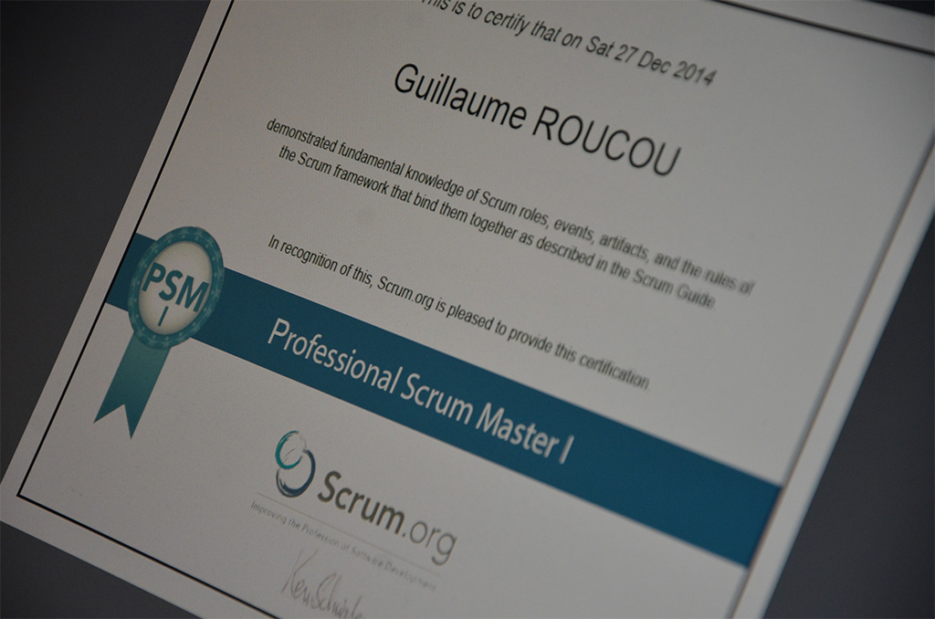 Suggestions Pour Russir La Certification Psm I Professional Scrum